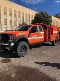 Charlie Falcon Fire Truck November 3, 2020