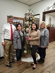 Door Decorating Contest Winners Tax Office 2020